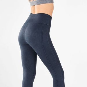 Fabletics Seamless High-waisted Statement 7/8